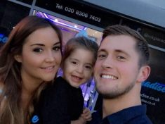Eastenders Star Jacqueline Jossa Opens Tattoo Parlour With TOWIE Husband