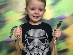 Four-Year-Old Has First Ever Haircut To Provide Wigs For Sick Kids
