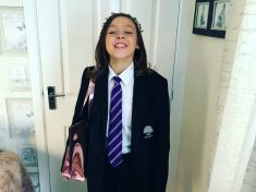Mum Tells Of Intense Pride After Son Decided To Transition To A Girl – And Wears Skirt To School