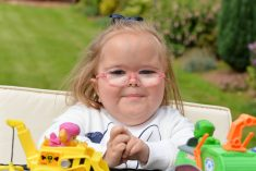 Three-year-Old Girl Given Life-Saving Kidney Transplant From Her 64-Year-Old Granddad