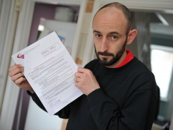 Dad Who Cancelled £10-A-Month Gym Membership Horrified After Being Hounded By Bailiffs Demanding Payment