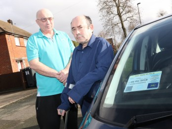Disabled Man Who Cannot Walk Unaided Told He's Not Disabled Enough For Mobility Car