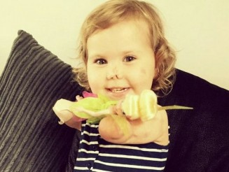 Three-year-old Call The Midwife Star Who Lost All Limbs To Meningitis Takes First Steps