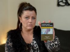Shocked Mum Claims Warning Photo On Cigarette Packets Around The World Is Her Dead Dad