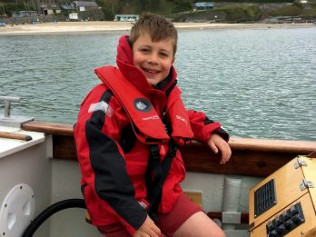 THE LIFE BOY - Eight-Year-Old Rescues Five People In Two Days On His Kayak