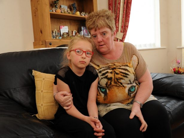 Mother's Horror After Eight-Year-Old Daughter Finds Stranger On The Stairs