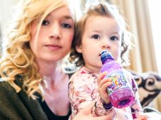 Baby Girl Suffers Burns To Her Mouth After Drinking Faulty Bottle Of Juice