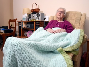 Bed Delivery Blunder Means Frail 93-Year-Old Gran Forced To Sleep In A Chair