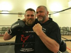 Martial Arts Instructor Breaks Kickboxing World Record To Raise Funds For Disabled Lad