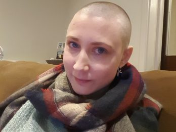 Woman Diagnosed With Terminal Cancer Writes