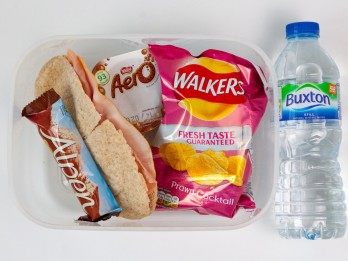 Children Are Tucking Into Lunchboxes With Double Their Daily Sugar Intake