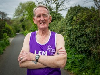 Pensioner Competing In 37th London Marathon Aged 73 - After Entering Every Year Since It Started