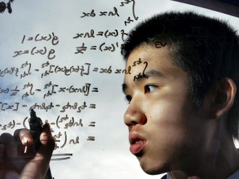 Child Prodigy Earns First Class Honours Degree In Maths Aged Thirteen!