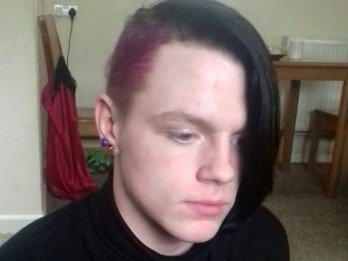 Mum Furious After Son Was Excluded From School 'Because His Red Hair Dye Was Visible When It Was Windy'