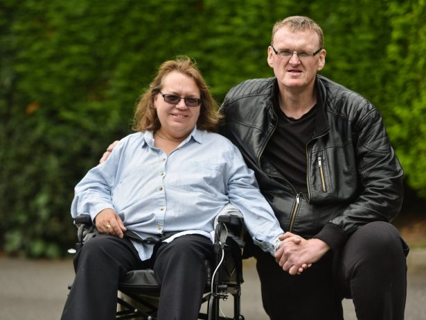 Brave Bride Battling Progressive Motor Neurone Disease To Use Stephen Hawking-Style Voice Technology To Say Vows On Wedding Day