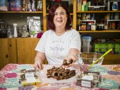 Woman Suffering With MS Fundraises For Treatment In Russia By Making And Selling FUDGE
