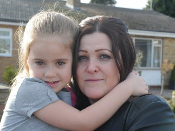 Mum Saves Daughter From Choking Just Days After Watching First Aid Video Online