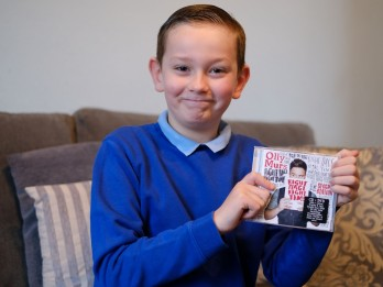 11-Year-Old Autistic Boy Told He Would Never Talk Finds His Voice Thanks To Olly Murs