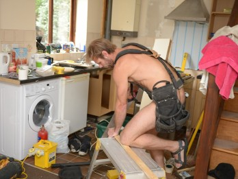 Naked Carpenter Charged With Public Order Offences Blasts Police For 'Siding With Prudish Neighbours'