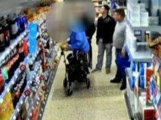 Police Appeal After Elderly Woman Had Her Purse Stolen On First Trip Out After Surviving A STROKE