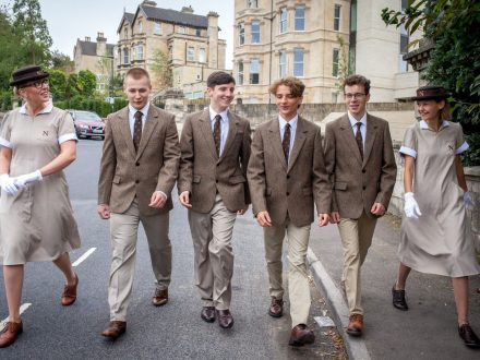 NORLAND MANNIES - Record Number Of Male Intakes At World's Most Elite Nanny School