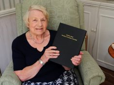 Never Too Old To Learn – Gran Aged 86 Becomes Oldest Person To Graduate From Bristol Uni