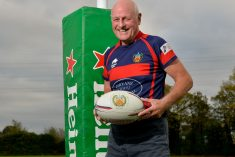 67-Year-Old Grandfather has Been Named Britain's Oldest RUGBY Player