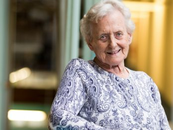 Britain's Longest Serving Employee Celebrates 70 Years At Same Company