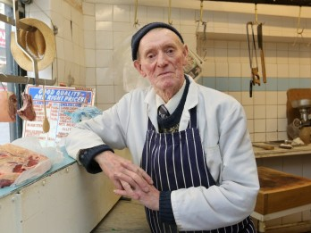 Britain's Oldest Butcher Fears Family History Dating Back 160 Years Is Facing The Chop