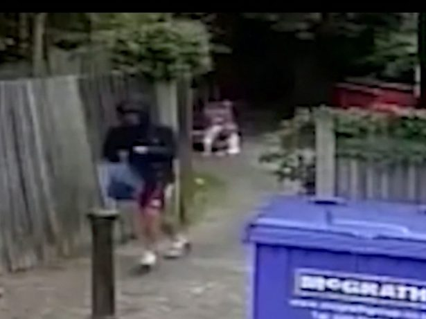 WATCH - CCTV Captures Assault And Robbery Of Pensioner