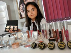 Savvy Schoolgirl Turns Pocket Money Into Thousands After Selling Makeup Range On Instagram