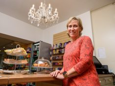 Britain's Poshest Newsagent Has Its Own Chandelier And Sells Ciabatta Sandwiches And Prosecco