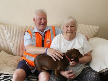 Postman Hailed A Hero For Saving Elderly Woman Who Didn't Know She Was Having A Heart Attack