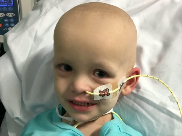 Family Who Raised £350k To Pay For Toddler's Last-Chance Cancer Treatment Are Told He's Untreatable