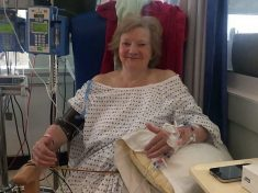 Gran Is First Brit To Be Diagnosed With Rare Disease That Caused Her To Bring Up Seven Pints Of Vomit That Looked Like Coffee Grains