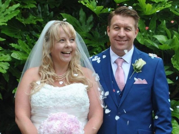 Divorced Couple Tie The Knot For A Second Time - On What Would Have Been Their Silver Wedding Anniversary