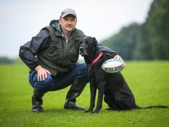 Miracle Dog Survives After Having Rugby-Ball Sized Tumour Removed From Chest