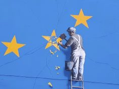 Campaign Launched To Keep Banksy In Dover