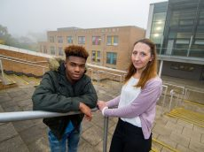 Seventeen-Year-Old Schoolboy Saved By CPR When He Suffered Heart Attack At School