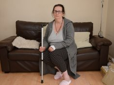 Disabled Woman Left Housebound After Benefits Office Took Away Mobility Scooter