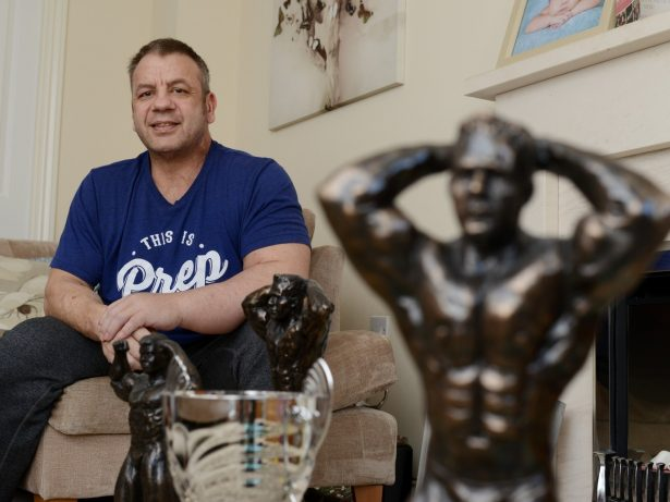 Former Bodybuilding Champ Survives Potentially Fatal Sepsis Attack - Thanks To His Huge MUSCLES