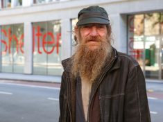 Homeless Man Feels Abandoned By Britain's Biggest Homeless Charity Who Ignore Him Sleeping Rough – Outside Their HQ