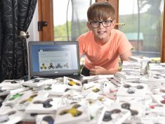 Eight-Year-Old Entrepreneur Sets Up Own Fidget Spinner Business After Dad Tells Him To 'Make Money For Himself'