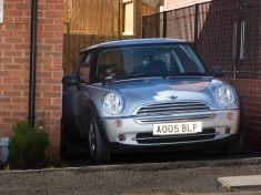 Couple's Parking Space At New Home Is So Narrow At Just 89 Inches They Can't Open Car Doors