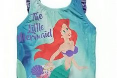 Shopper Mortified After Spotting Topless Little Mermaid Swimming Costume For Sale In ASDA
