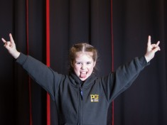 Adorable Eight-Year-Old Looks Like An Angel But Sings Like Johnny Rotten In Hilarious New Advert