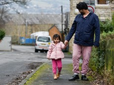 Dad's Fury After His Three-Year-Old Daughter Wandered Out Of School And Walked Home Alone