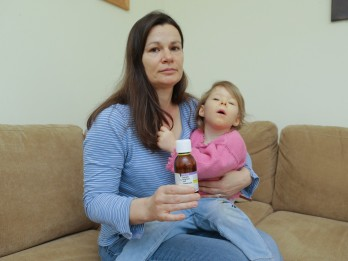 Mum Claims Her Toddler Suffered Seizures After Being Given The 'Wrong' Medication