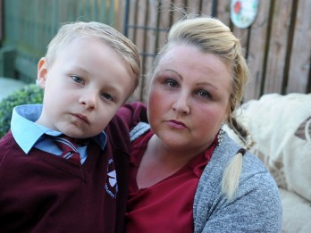 Heartbroken Mother Speaks Out About 8-Year-Old Son's Battle With Depression