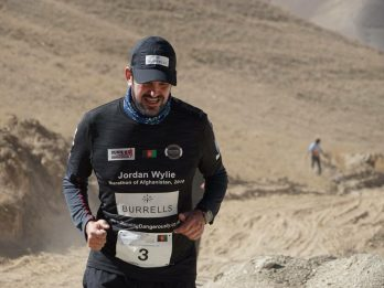 Former British Serviceman Diagnosed With Epilepsy Has Successfully Completed A Marathon Through Deserts In Afghanistan